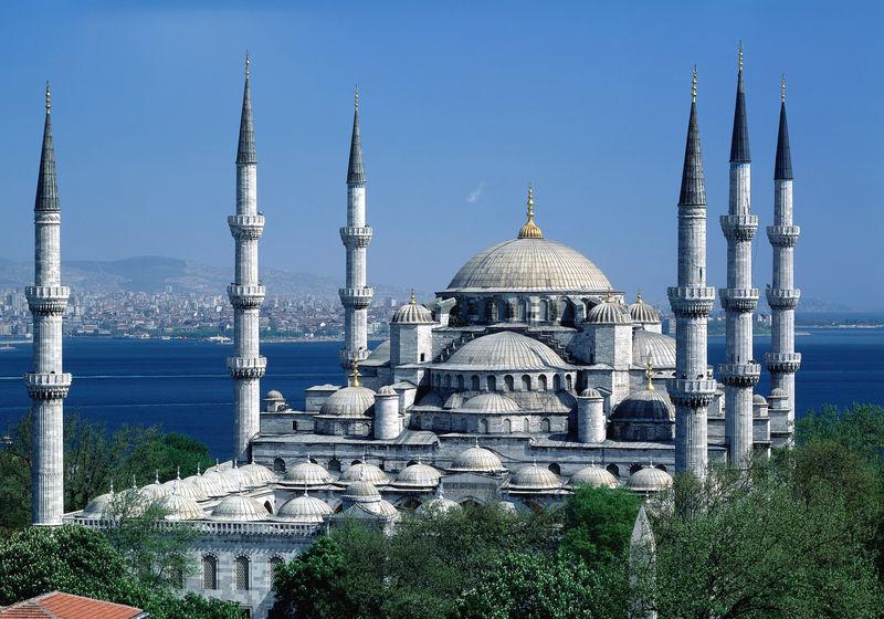 Sultan Ahmet Moschee, Istanbul, Marmaragebiet, T?rkei