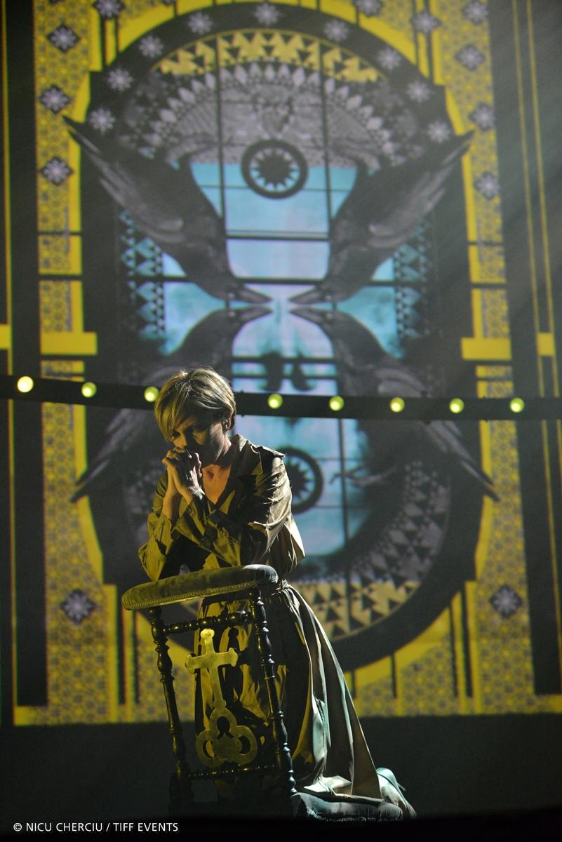Patricia Kaas - concert - foto Nicu Cherciu - 1