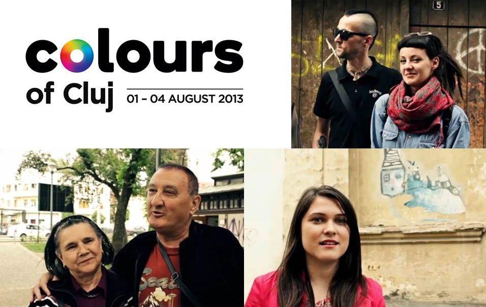Colours of Cluj colaj