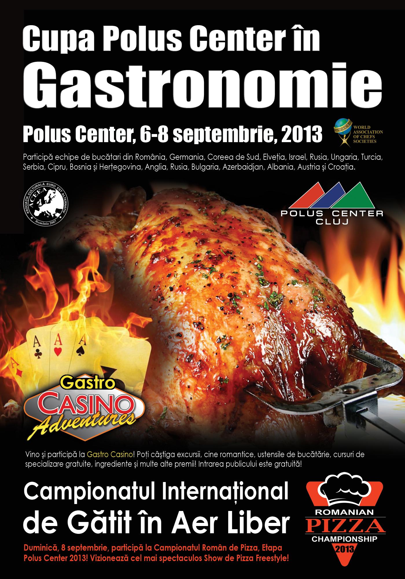 Campionatul Internaţional de Gătit în Aer Liber - ediţia a VII-a
