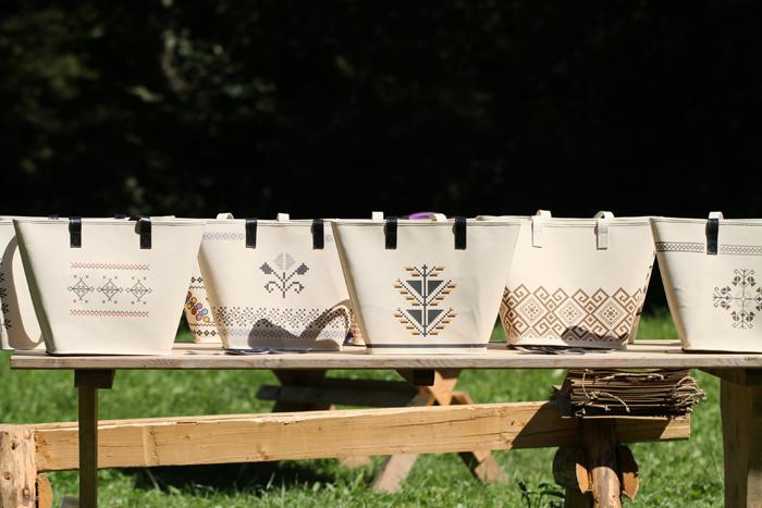 Noua colecție de genți Iutta – Dor de românesc