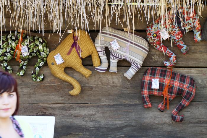 Creații ludice, din materiale textile, semnate Sucita Goodies