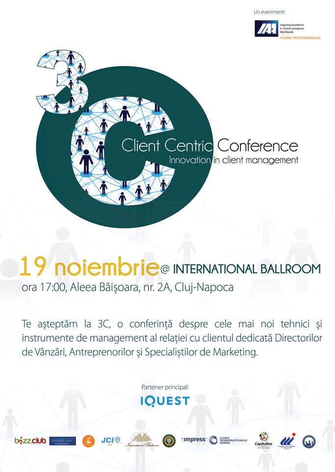 Client-Centric-Conference-IAA-YP-Cluj