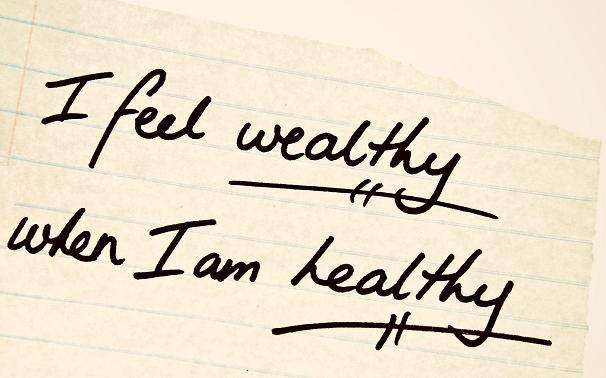 I-feel-healthy-wealthy