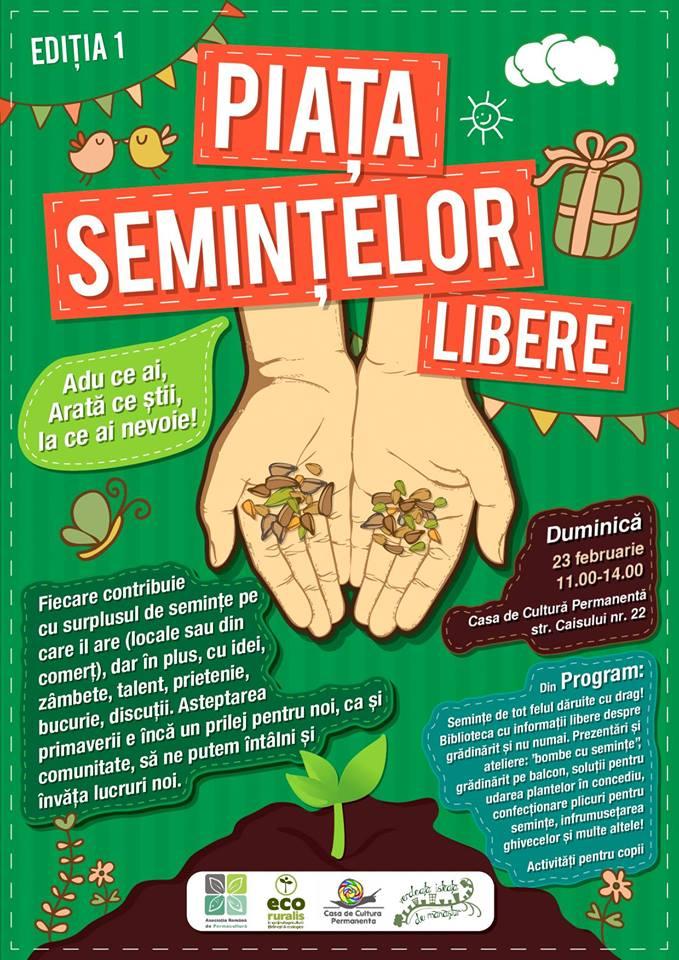piata semintelor libere