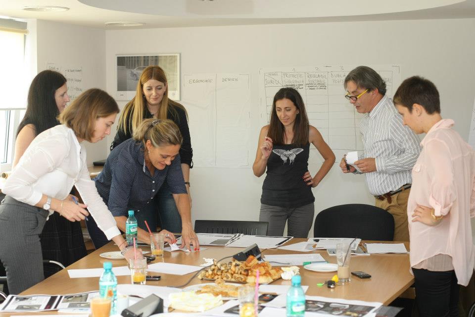 La jurizarea proiectelor Dependent De Design