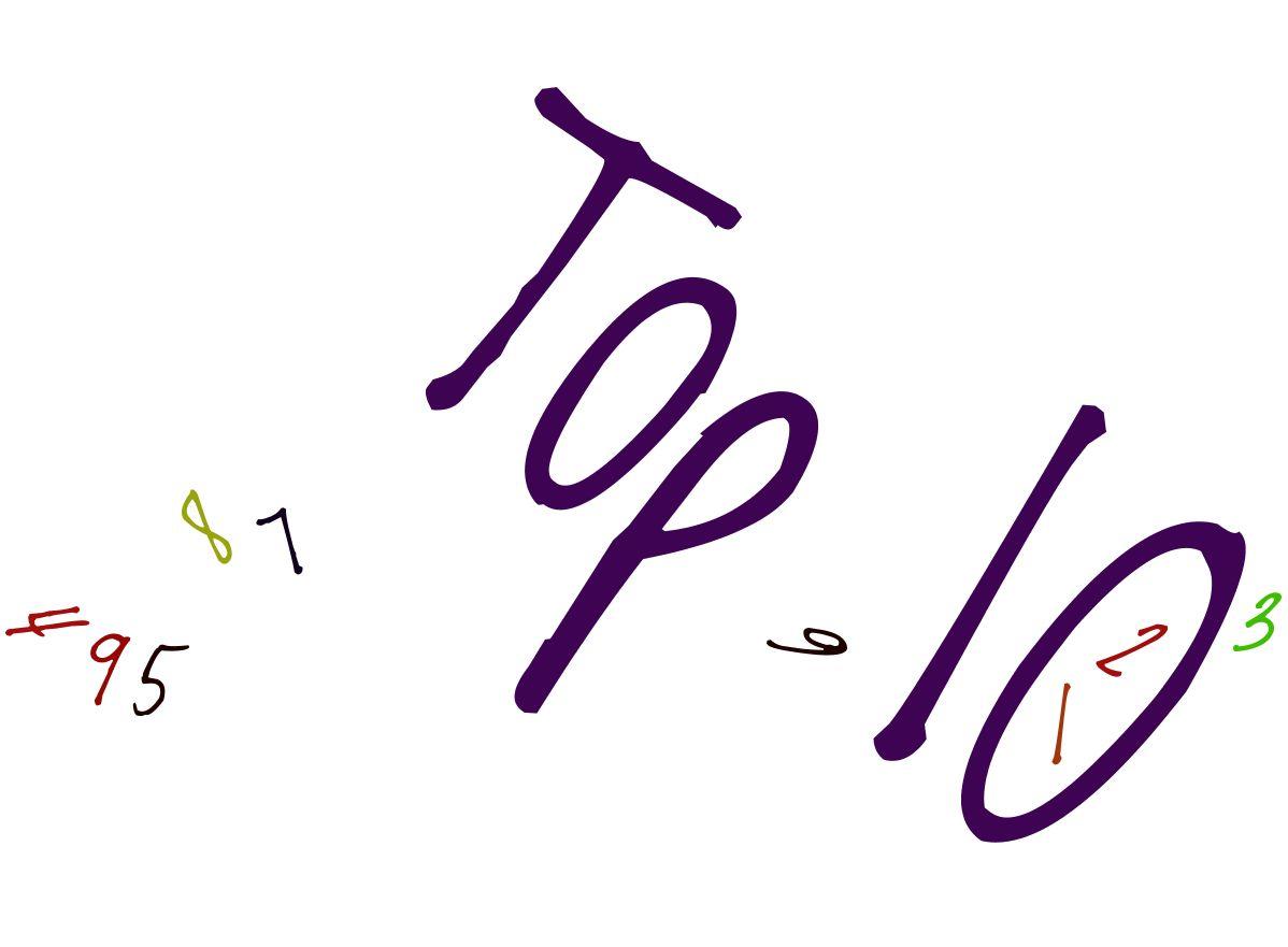 Top 10 II