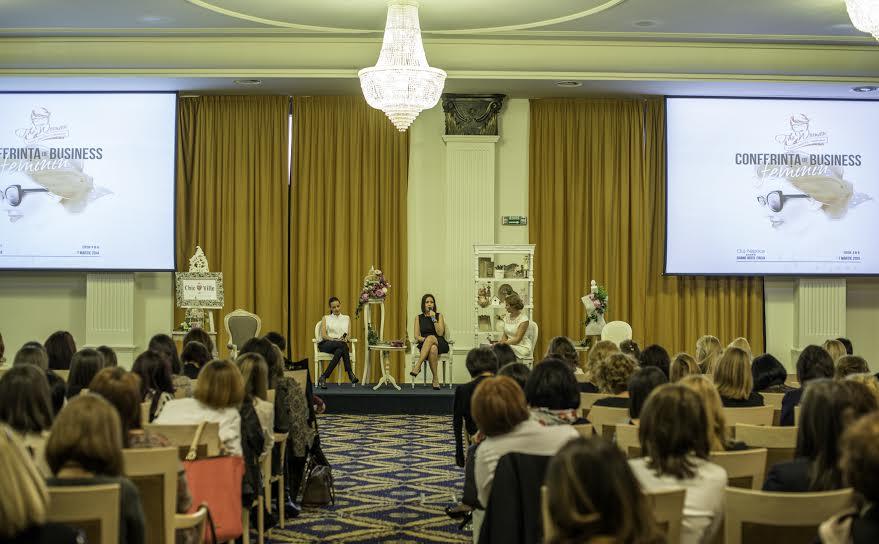 Conferinţa The Woman 2014