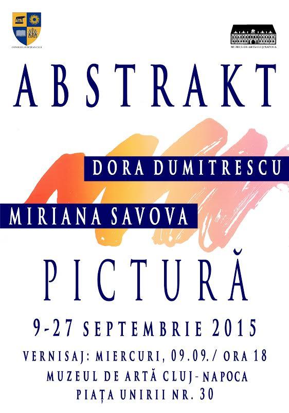 muzeul de arta - abstrakt