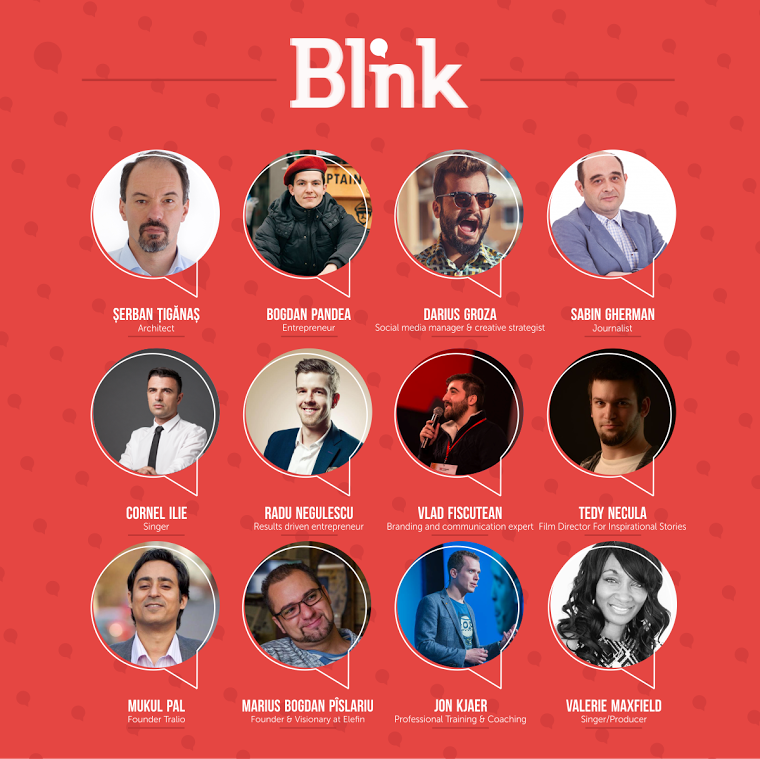 blink speakeri