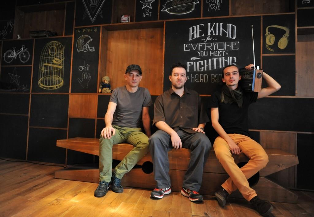 Sebastian Spanache Trio