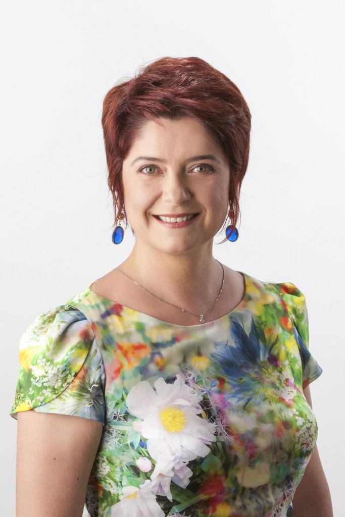 Mihaela Ginju - speaker The Woman 2016