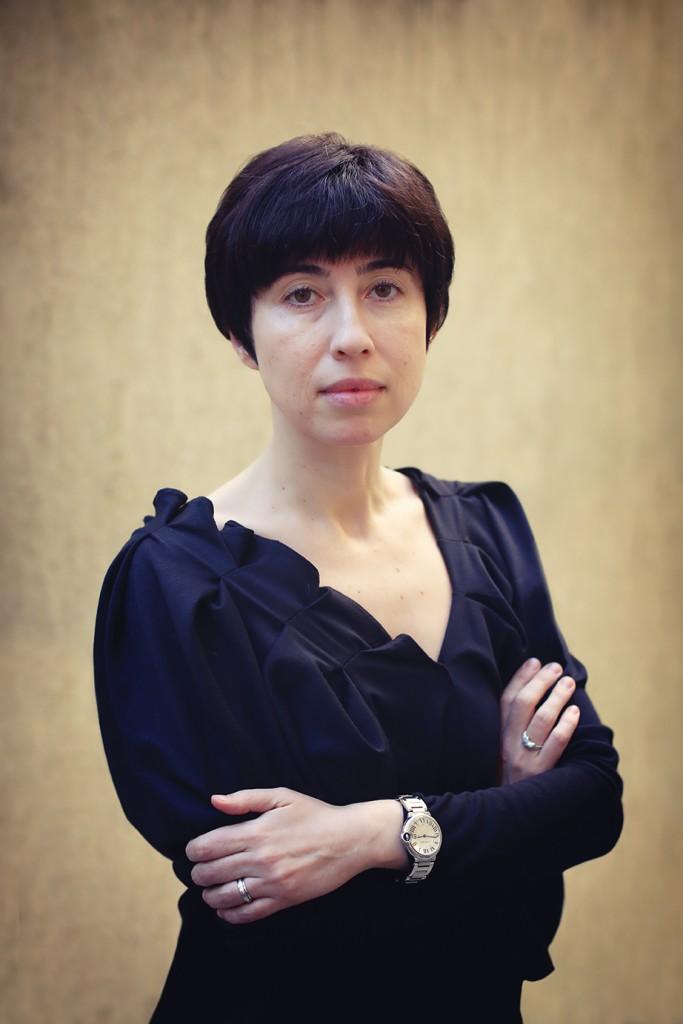 Raluca Michailov - Speaker The Woman 2016