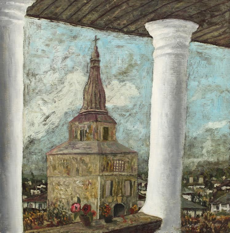 Horia Bernea, Sat vechi romanesc