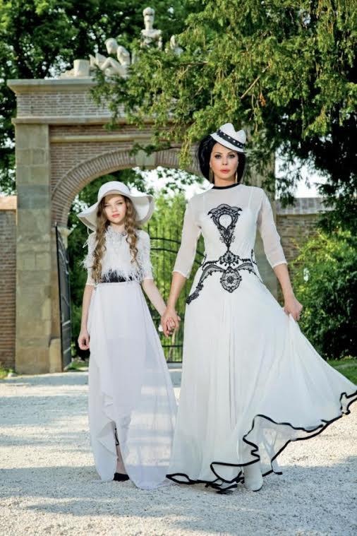 Ingrid Vlasov și fiica sa - Sursa Viva.ro