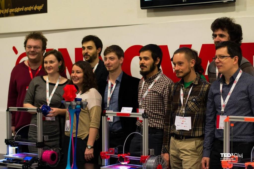 Innovation&Tech Expo 3D Coffee Table - Foto Calin Tamas
