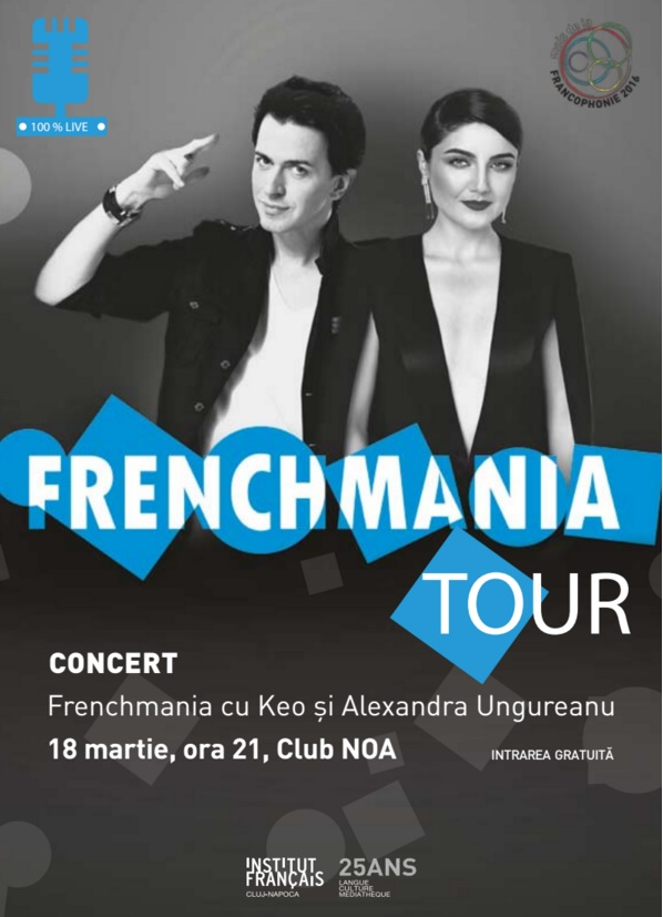 frenchmania tour