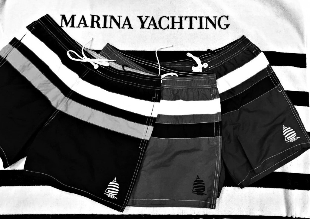Men's Marina Yachting Beachwear