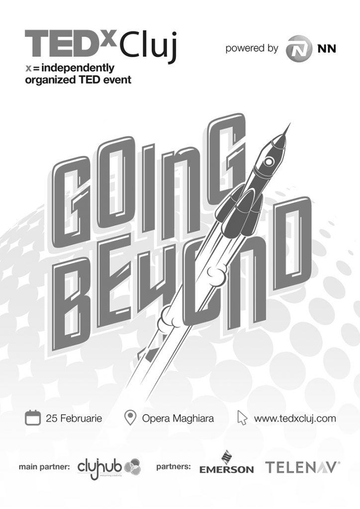 TEDxCluj 2017 - Going Beyond