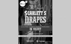 scarlet's drapes