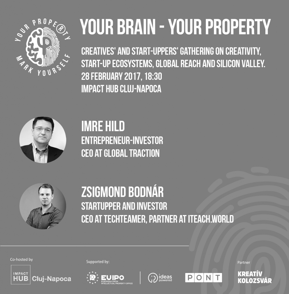 Your Barin-Your Property-Speakers