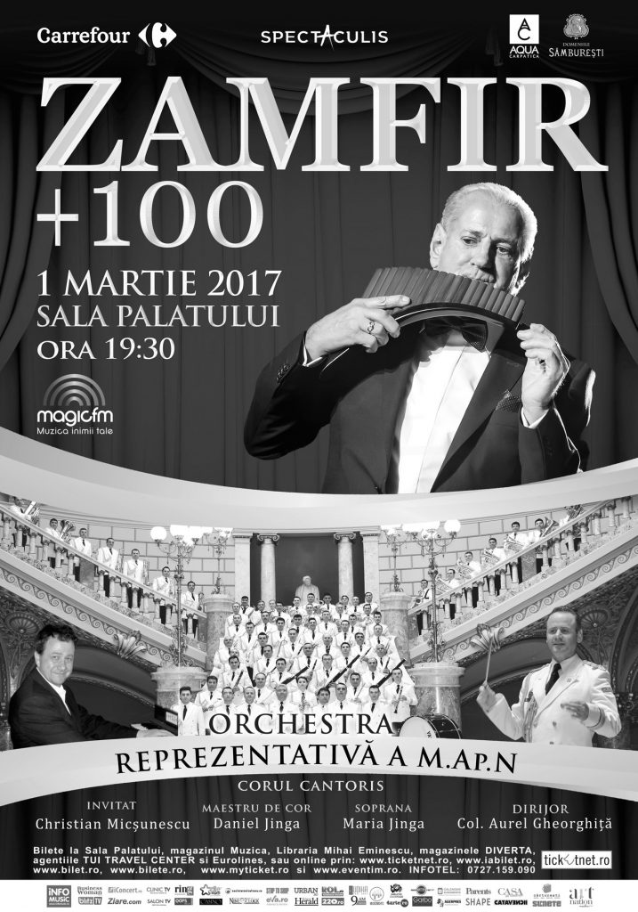 Zamfir-100-Poster