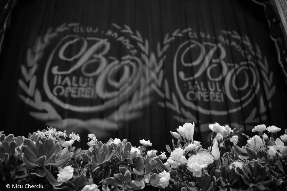 balul operei - cortina