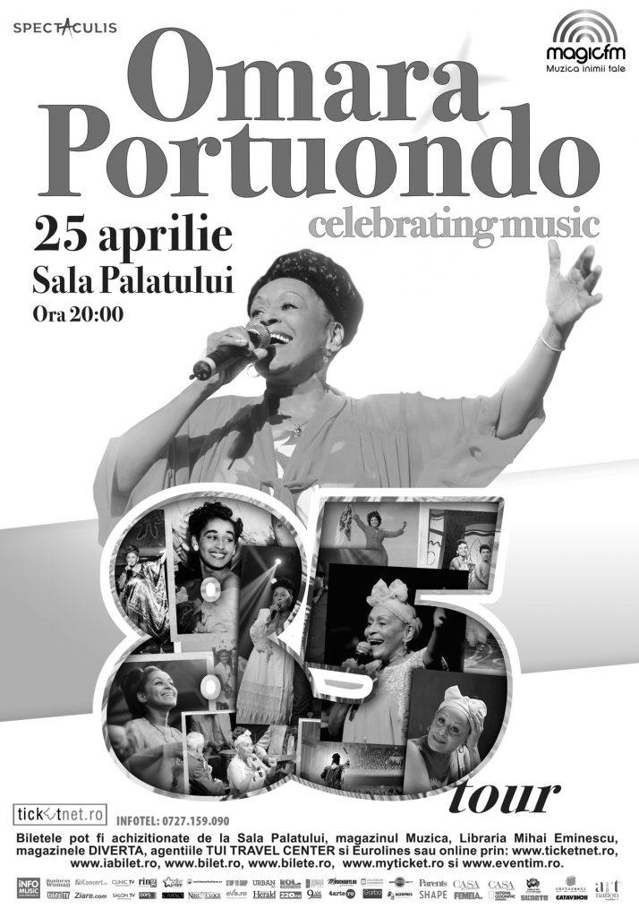 Omara Portuondo-poster