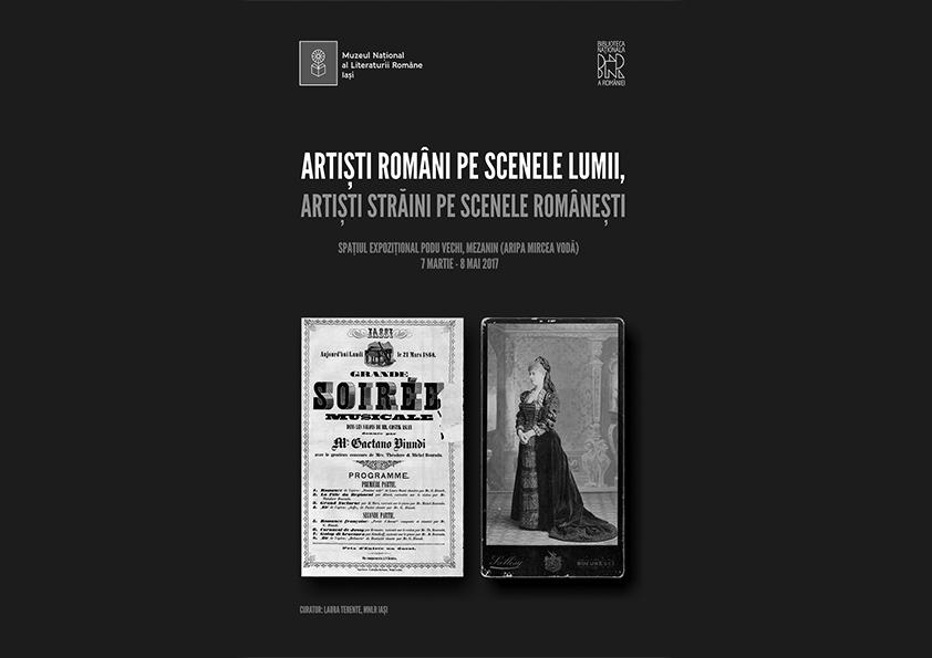 Expoziție ieșeană la Biblioteca Națională a României