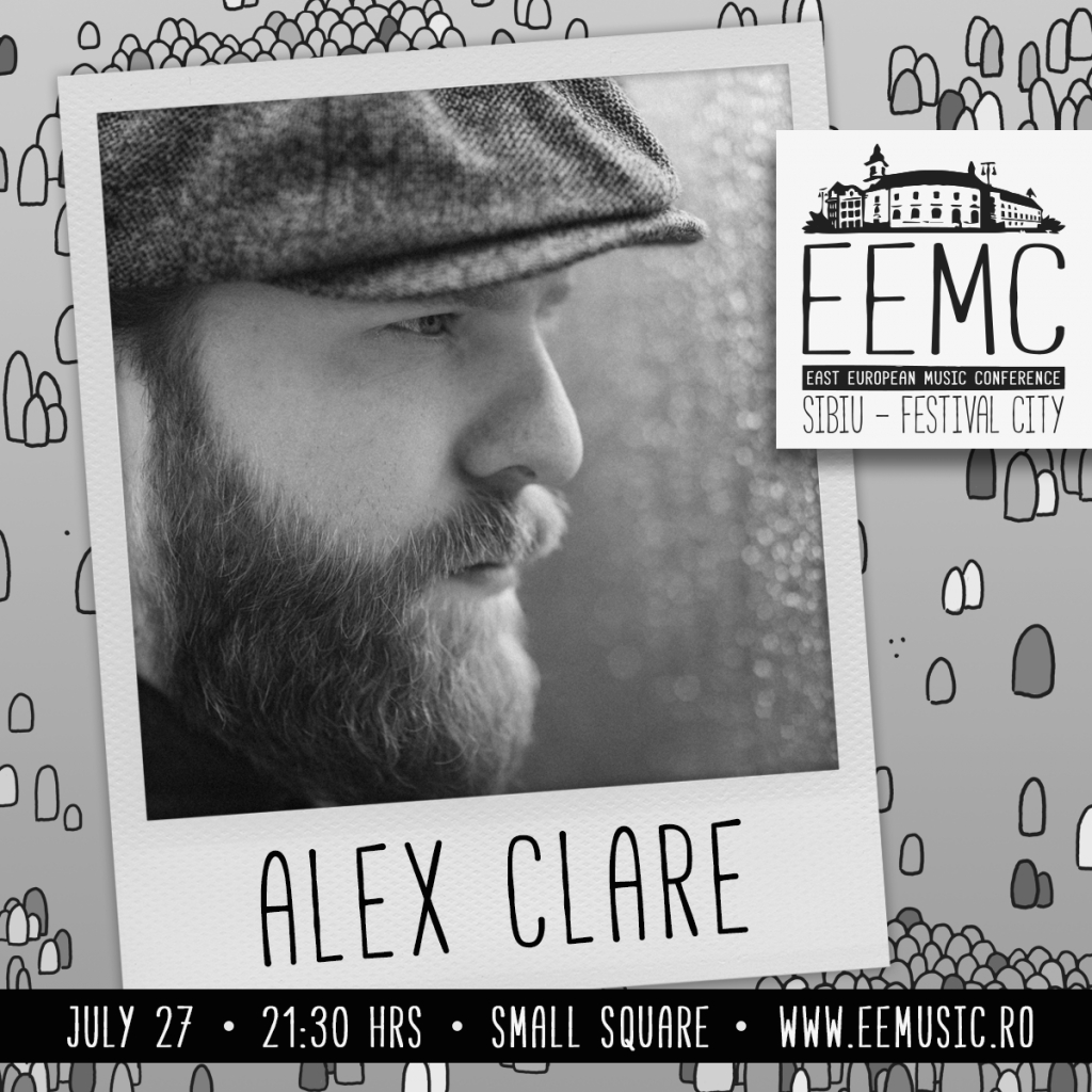 Alex Clare_promo for EEMC launching event