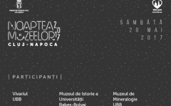 Afis Noaptea Muzeelor