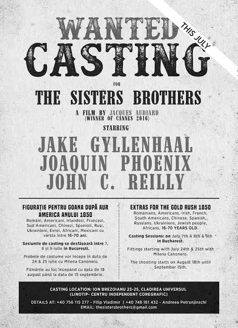 casting The Sisters Brothers