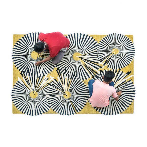 Atelier Kairos, Carousel rug copy 2