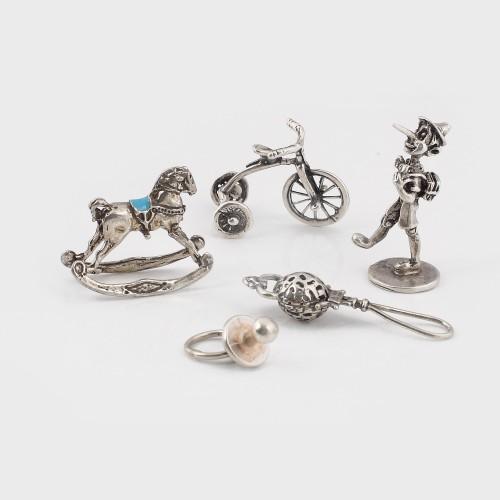 miniaturi argint