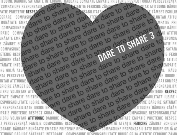 Afis Dare to Share 3