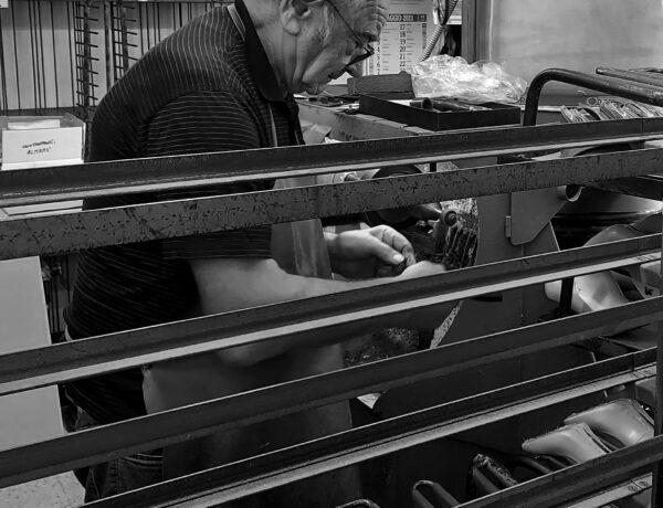 Shoes production 1